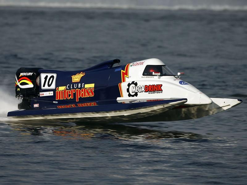 TeamGermany Racing  Powerboat